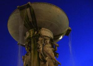 The fountain at Dupont Circle. (Image: Luis Gomez Photos.)