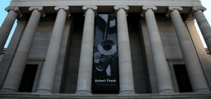 """The Americans"" is an exhibit of photos by Robert Franks. It is at the National Gallery of Art-West through April 9."