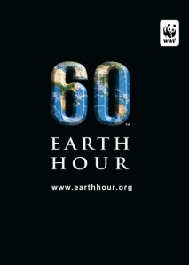 Turn your lights off at 8:30 p.m. today to support 60 Earth Hour. (Image: 60 Earth Hour Web site.)