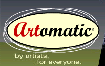 Artomatic 2009 is May 29 to July 5 at the Capitol Riverfront, 55 M Street SE. (Image: Artomatic Web site.)