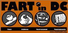 "Faux Athletic Recreation League is sponsoring an April 18 benefit for ""Street Sense."" (Image: F.A.R.T. Web site.)"