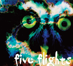 Five Flights at The H Street Playhouse, 1365 H St. NE