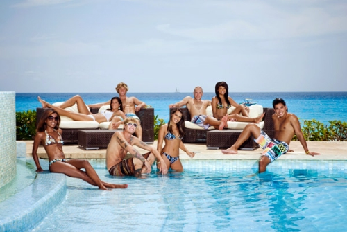 "The cast of ""The Real World: Cancun."" (Photo: MTV Web site.)"