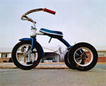 """William Eggleston's """"Democratic Camera"""" is at The Corcoran Gallery of Art."""