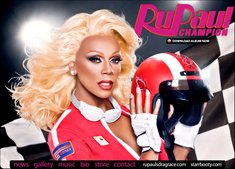 RuPaul headlines at the Capital Pride Festival on Sunday, June 14, on Pennsylvania Avenue NW. (Image: Capital Pride Web site.)