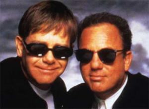"Elton John and Billy Joel's ""Face2Face"" concert at the Nationals Park, Saturday, July 11, 7:30 p.m."