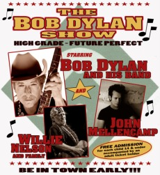 The Bob Dylan Show at The Ripken Stadium