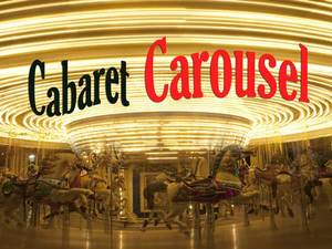 """Cabaret Carousel"", Capital Fringe Festival at Source, 1835 14th Street, NW. (Photo:Capital Fringe Festival)"