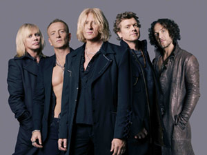 Def Leppard, Poison and Cheap Trick are at the Nissan Pavilion, 7800 Cellar Door Drive, Bristow, VA.