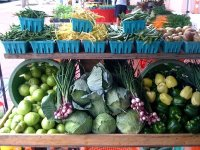 The 14th & U Farmers Market is open Saturdays, 9 a.m. to 1 p.m. (Photo: Farmers Market on Facebook.)