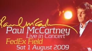 Paul McCartney Washinton DC