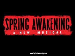 """""""Spring Awakening"""" at the Kennedy Center. (Photo: www.springawakening.org.)"""