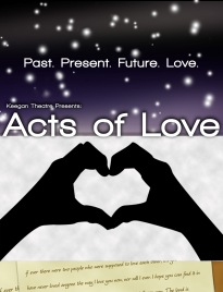 """Acts of Love"" at The Church Street Theater,  1742 Church St. NW. (Image: Keegan Theater Website)"