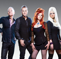 B52 at Wolf Trap, Saturday, August 8. (Image: Wolf Trap)