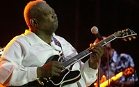 B.B. King Sunday 30th, at Wolf Trap. (Image: B.B. King Website)