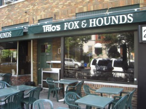 Fox & Hounds, 1537 17th Street, NW. (Photo: Luis Gomez)