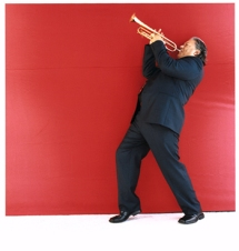 """Arturo Sandoval"" at the Blues Alley, 1073 Wisconsin Ave. NW. (Image: Arturo Sandoval Official Website)"