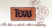 "Texas uses the tagline, ""Texas: It's like a whole other country,"" to promote tourism. (Image: State of Texas Website.)"