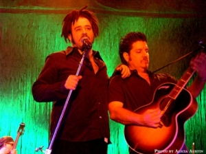 """Counting Crows"" Sat. Sept. 5 at the Merriweather Post Pavilion.(Image:www.countingcrows.com)"
