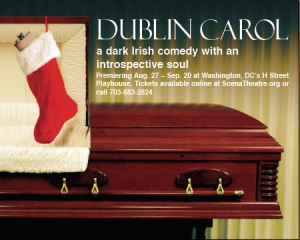 """Dublin Carol"" at the H Street Playhouse , 1365 H St. NE.(Image:scenatheater.org)"