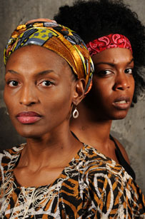"""Eclipsed"" at Woolly Mammoth Theatre Company, 641 D Street, NW.(Image: www.woollymammoth.net)"
