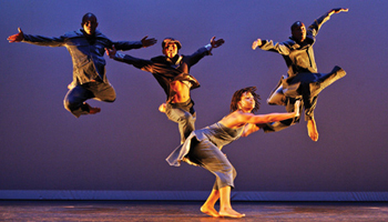 Ron K. Brown & Evidence are part of the Velocity DC Dance Festival. (Photo: velociydc.org)