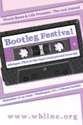 The Bootleg Festival: Mixtapes, Films and Hip-Hop's Underground Economy , at the Lincoln Theatre, 1215 U Street NW. (Image:www.thelincolntheatre.org)