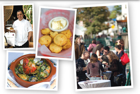 Taste of Georgetown, Saturday 10th, 11am-4pm, Wisconsin Ave & M St NW. (Image:tasteofgeorgetown.com)