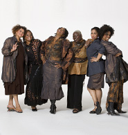 Sweet Honey In The Rock, Friday,  Oct. 23rd, at the Warner Theatre, 1299 Pennsylvania Ave NW. (Image: wpas.org)