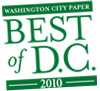 """Best of DC"" Washington City Paper Borderstan"