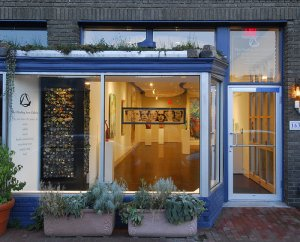 The Joan Hisaoka Healing Arts Gallery U Street NW Borderstan