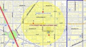 MPD dc crime Borderstan Dupont Circle 17th Street NW